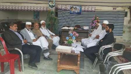 ستاد انتخابات روحانی در چند شهر و برخی روستاهای درمیان راه اندازی شد