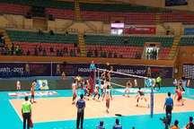 برنامه های آخرین روز رقابت های والیبال امیدهای آسیا در اردبیل