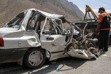 تصادف رانندگی در جاده های زنجان سه کشته برجا گذاشت
