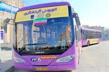 فعالیت اتوبوس های گردشگری در۴شهر آذربایجان غربی طی ایام نوروز