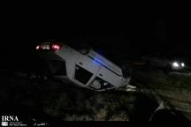 واژگونی خودرو در جوین 4 مصدوم بر جای گذاشت