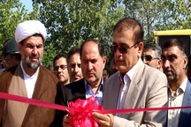 افتتاح 46 پروژه عمرانی روستایی و طرح اقتصادی در روستاهای بندرانزلی