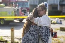عکس/ مرگ مادر و 5 فرزندش در آتش سوزی میشیگان