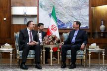 جهانگیری: رابطه تهران و بغداد مستحکم و غیرقابل تخریب است/ دولت و ملت ایران در دوران بازسازی در کنار دولت و ملت عراق خواهند بود