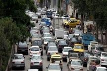 تاخیر در احداث پل قدس اردبیل منجر به ترافیک شهری شد
