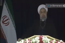 روحانی : اگر آمریکا از برجام خارج شود پشیمانی تاریخی برای او خواهد بود
