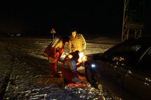 هلال احمر خراسان شمالی به 45 دستگاه امداد رساند