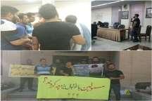 درخواست هواداران از شورای شهر برای حضور تیم فوتبال فولاد یزد در لیگ