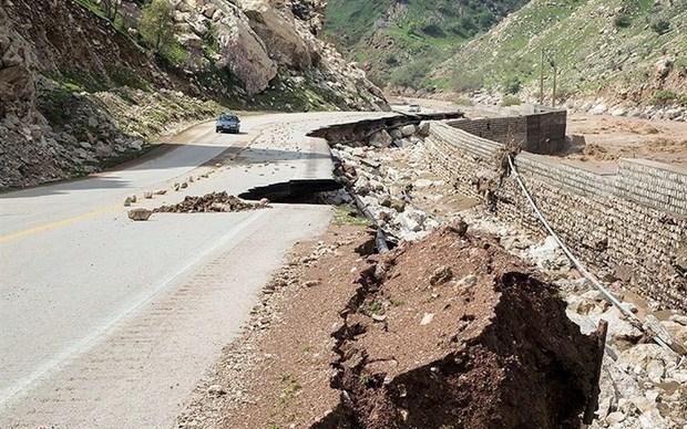سیلاب بیشترین خسارت را به زیرساخت های دره شهر وارد کرد