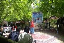برگزاری جشنواره روایت افسانه های بومی محلی عشایر چهارمحال وبختیاری
