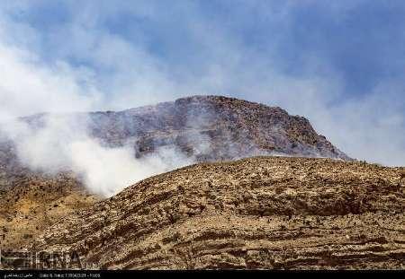 آماده مقابله با آتش سوزی در اراضی ملی استان فارس هستیم