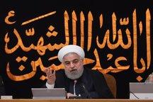 روحانی: بعید میدانم امروز و فردا با اروپا به نتیجه برسیم/ گام سوم ایران باطن فوق العاده مهمی دارد/  فرصت ۲ ماهه دیگری پیش روی اروپاست