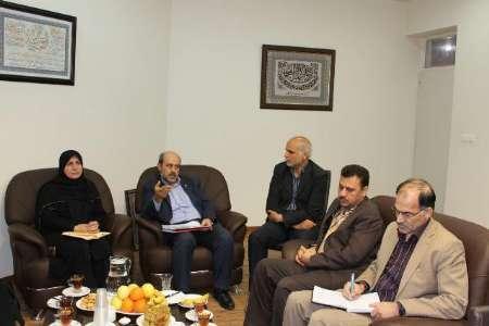 شورای اطلاع رسانی شرکت شهرکهای صنعتی استان یزد آغاز به کار کرد