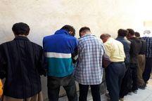 ۲۵معتاد متجاهر در سرپلذهاب دستگیر شدند