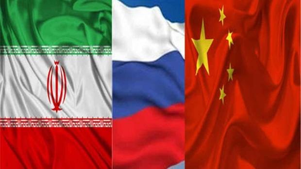 توافق ایران، چین و روسیه برای مبارزه با مواد مخدر