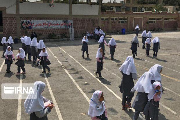 زنگ ورزش مدارس پایتخت تعطیل شد