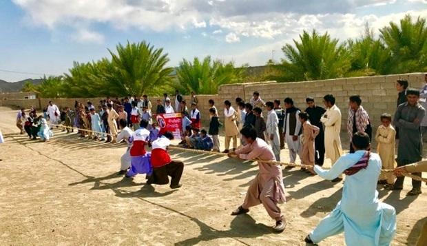 احیای فرهنگ ها در جشنواره بازی های بومی و محلی