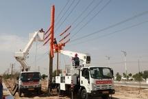 29 پروژه برق در اهواز به بهره برداری رسید