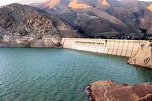 ذخیره آب سدهای استان مرکزی 122 میلیون مترمکعب شد