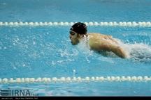 مدال آوری شناگر خراسانی در مسابقات کشورهای آسیای میانه