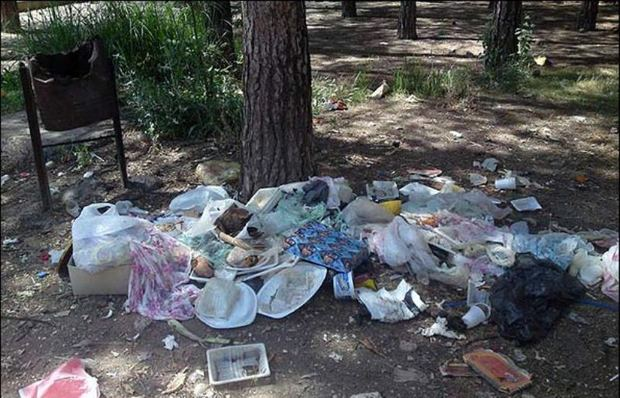 هر ایرانی روزانه 3 کیسه پلاستیکی وارد چرخه محیط زیست می کند