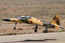 هواپیمای ارتش سقوط نکرده بلکه فرود سخت داشته است