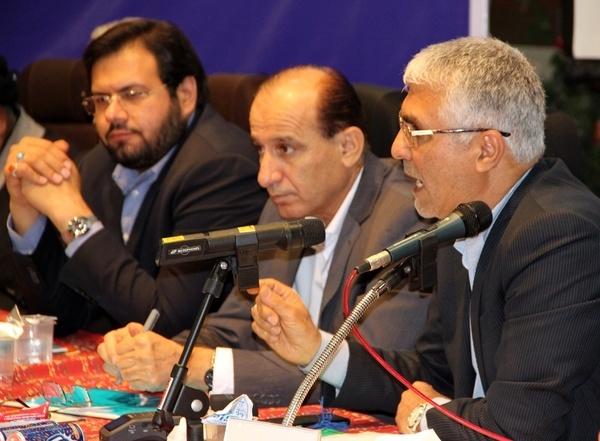 تشکیل کارگروه پیگیری تامین زیرساختهای لازم صنایع شهرستان لامرد