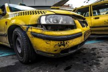 10 درصد تاکسیها در مشهد فرسوده هستند