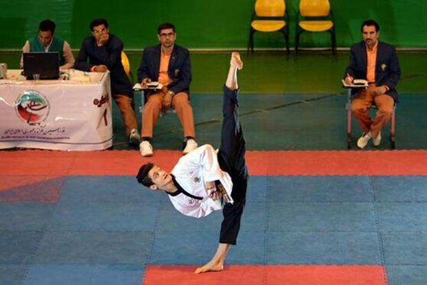 نفرات برتر مسابقات قهرمانی تکواندوی خراسان شمالی معرفی شدند