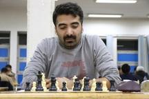 شطرنج باز ارومیه ای مقام سوم شمال غرب کشور را کسب کرد