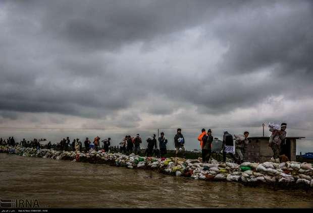 خانه های آسیب دیده از سیل گلستان با حمایت دولت بازسازی می شود