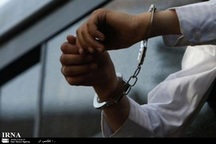 سارقان حرفه ای در کهگیلویه با 35 فقره سرقت دستگیر شدند