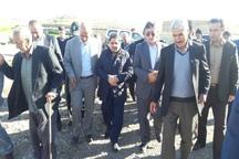 رییس بنیاد مسکن کشور از مناطق سیل زده پلدختر بازدید کرد
