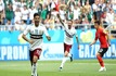 دومین شکست کره جنوبی در جام جهانی و ادامه پیروزی های مکزیک