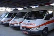 چهار فقره تصادف در خوزستان 13 مصدوم بر جای گذاشت