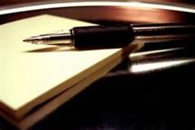 قلم در هدایت جامعه نقش موثری دارد