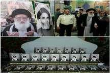 رونمایی کتاب «آیت الله محمودی گلپایگانی از نگاه 51 شخصیت ایرانی و خارجی» در ورامین