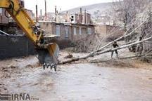 خسارت 47 میلیارد ریالی سیل به تاسیسات و شبکه آبفای آذربایجان شرقی