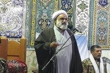 امام جمعه تربت حیدریه: توان دفاعی ایران، امریکا را به هراس انداخته است