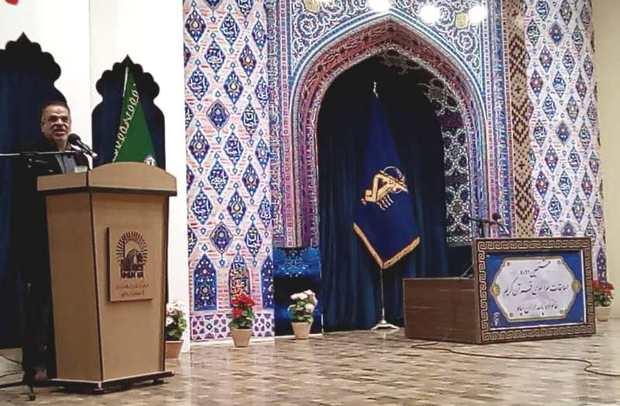 مسابقات قرآن کریم خانواده سپاه پاسداران در مشهد آغاز شد