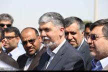 مجتمع فرهنگی رودان با حضور وزیر فرهنگ و ارشاد اسلامی به بهره برداری رسید