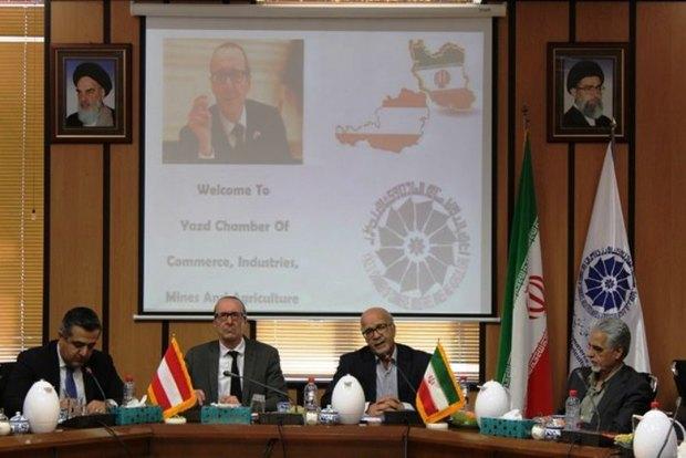 سفیر اتریش، دیجیتالی شدن مبادلات ایران و اروپا را خواستار شد