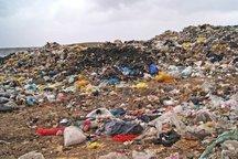 انباشت زباله خانگی در مهدیشهر نگران کننده است