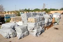 کشف انبار دپو کالای قاچاق در بندر ماهشهر