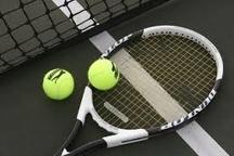 تبلیغ محدود تنیس در رسانه ها