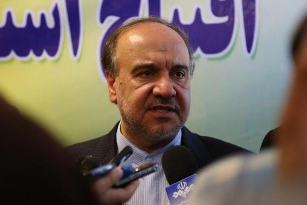 مجموعه ورزشی مشهد با حضور وزیر ورزش و جوانان بهره برداری شد