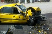 تصادف رانندگی در مشگین شهر جان یک نفر را گرفت