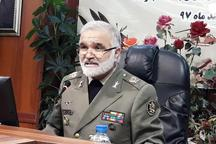 عملکرد40 ساله ارتش در چهار نمایشگاه در خوزستان ارایه می شود