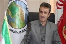 چهار بند آبخیزداری در جعفر آباد مغان   به بهره برداری  رسید