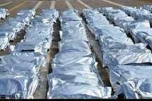 206 کیلوگرم حشیش در شهرستان نی ریز کشف شد